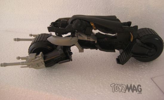 The Dark Knight Rises Mattel noel 2012 batman
