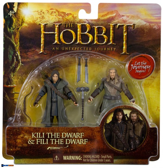 The Hobbit 4inch The bridge