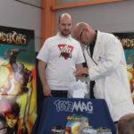 Concours Thundercats à RécréAtoys 2 – le tirage au sort