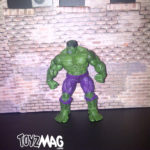 Marvel Universe Hasbro : Review de Hulk (2012)