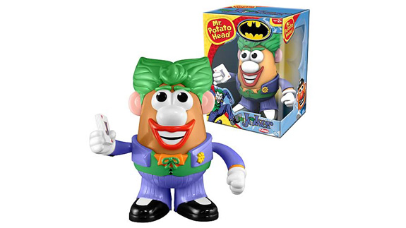 potato Joker Monsieur Patate Playskool Hasbro