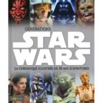 Générations Star Wars : le livre