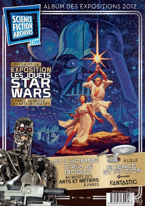 Album de l'Expo Jouets Star Wars au Musée des Arts Décoratifs
