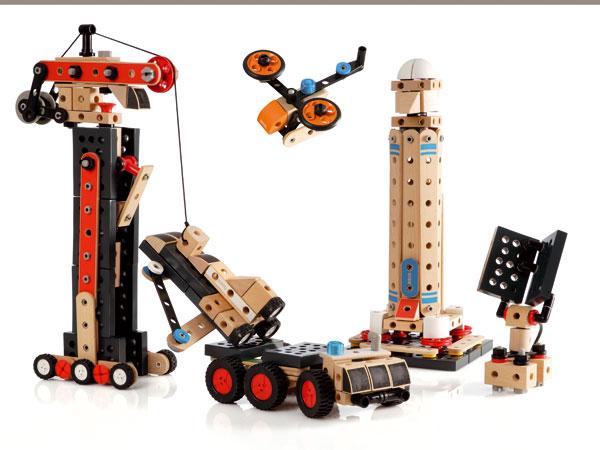 BRIO Builde Base spatiale