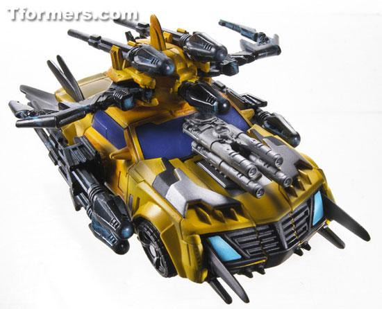 Bumblebee best hunter transformers hasbro