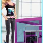 Mattel expose une Barbie de 5m de haut à la Kidexpo