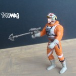 Star Wars POTF2 : Review de Luke Skywalker (X-Wing fighter Pilot Gear)