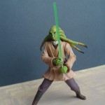 Star Wars Saga : Review de Kit Fisto (Jedi Master) 02-05