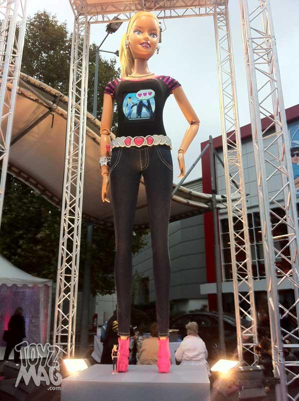 Kidexpo 2012 Barbie Mattel