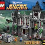 L'asile d'Arkham arrive chez Lego