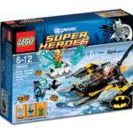 Lego encore du nouveau avec Batman, Aquaman et Mr Freeze