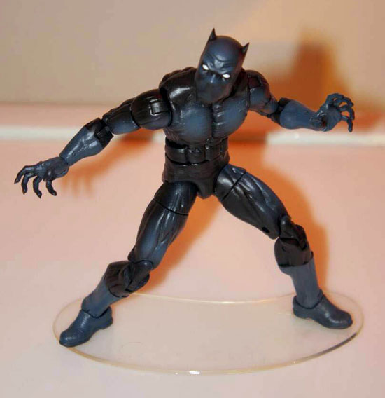 Marvel Legends Hasbro NYCC2012 BLACK PANTHER