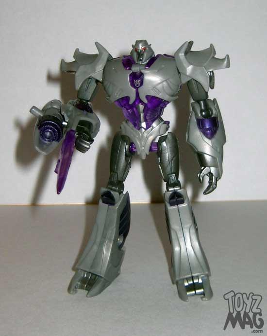 Megatron Transformers Prime Hasbro Cyberverse Hasbro