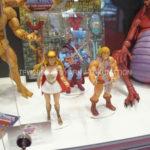 NYCC 2012 le stand MOTUC de Mattel