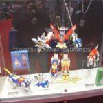 NYCC 2012 Mattel présente encore son Voltron