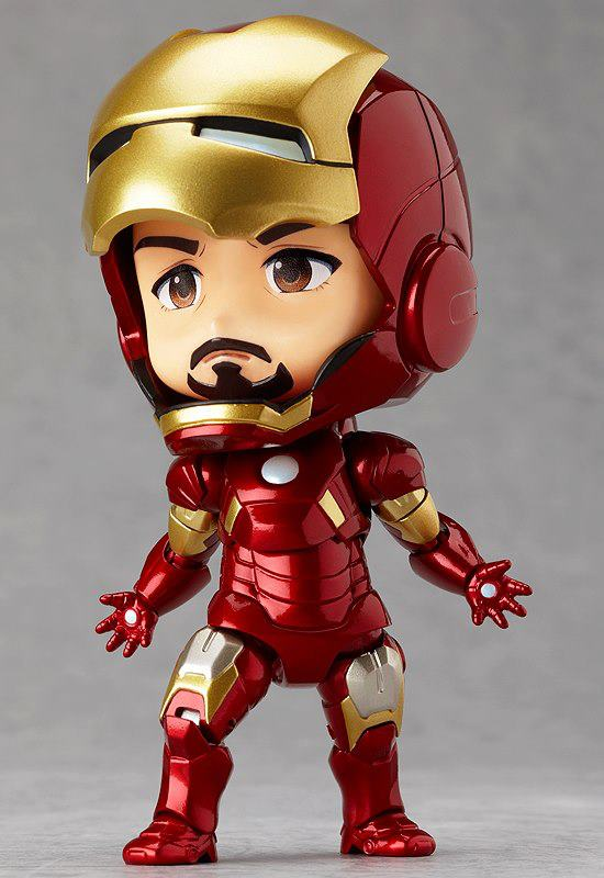 Nendoroid Iron Man Mark 7 Hero's Edition good Smile company