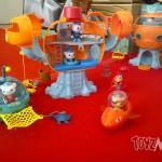Les Octonauts une nouvelle gamme de Mattel pour les Petits