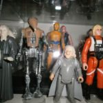 Expo jouets Star Wars : l'insoutenable attente !