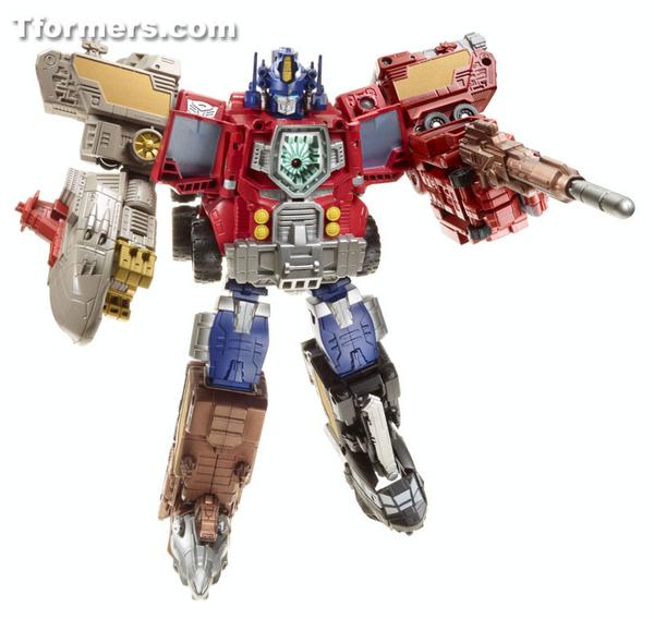 Platinum Omega Supreme transformers HASBRO