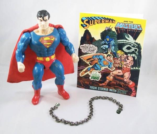 Superman motu barbarossa art