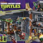 Lego Tortues Ninja du nouveau dans la gamme