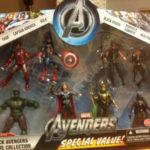 Hasbro sort des packs exclusifs de ses figurines The Avengers