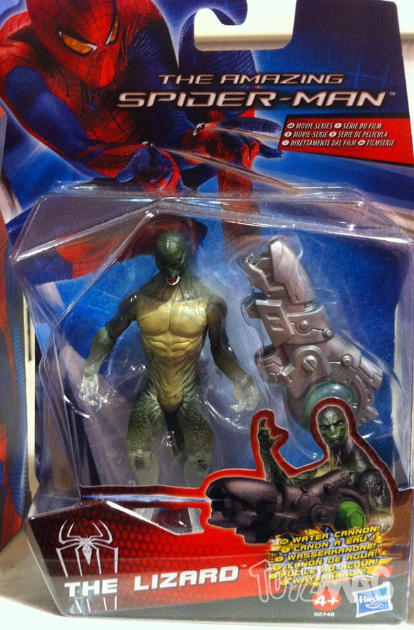 The amazing spider-man hasbro