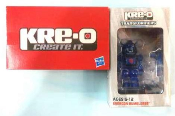 Transformers Kreon Energon Bumblebee Possible NYCC Exclusive Images