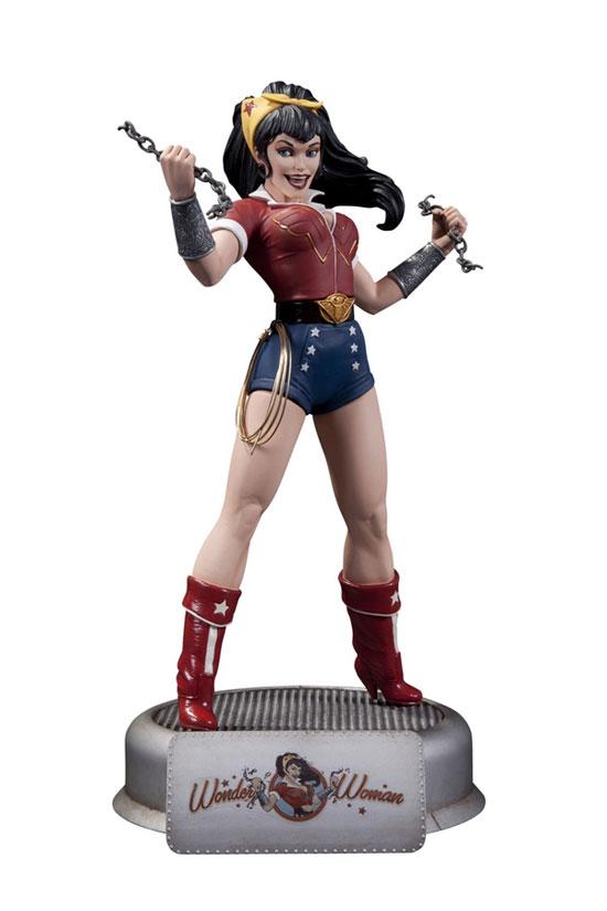 Wonder Woman DC Bombshells