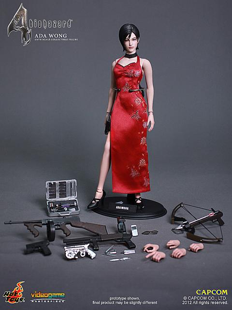 ada wong resident evil hot toys 15