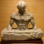 Ultraman Ancestor par Alexis Tallone