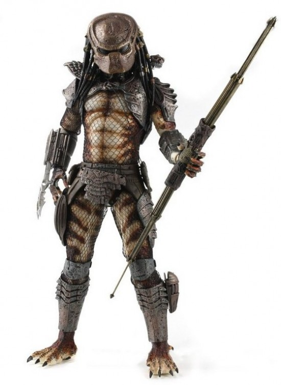 Masked City Hunter Predator échelle 1/4 par NECA