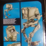 AT-ST Endor Hasbro exclu Kmart