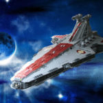 Lego s'expose au Toys R Us de la Defense (92)