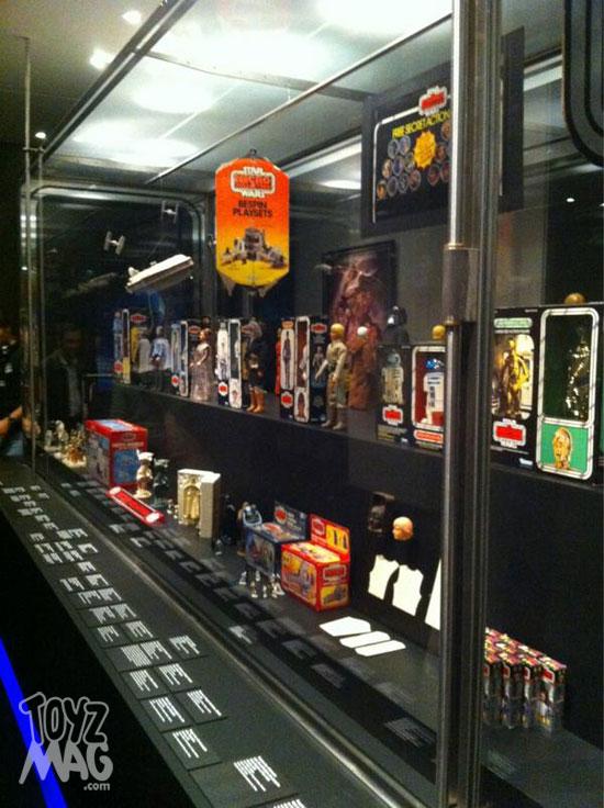 exposition Star wars les jouets musées des arts décoratifs