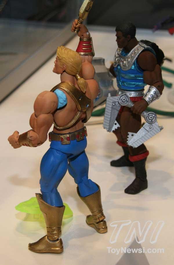 heman motuc Champ Clamp He-Man NA nycc2012 Mattel