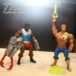 NYCC 2012 les photos des proto de He-Man NA et Clamp Champ