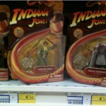 Réapparition des figurines Last-Crusade d'Indiana Jones