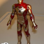 NYCC2012 Hasbro dévoile la figurine d'Iron Man 3