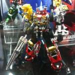nycc power rangers bandai super robot chogokin daibouken operation overdrive max megazord