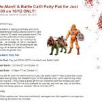 MOTUC un pack He-Man et Battle Cat pour 30$