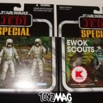 Star Wars : la logique des exclusivités Hasbro 2012