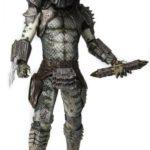 Predators échelle 1/4 : NECA présente le Warrior et le City Hunter
