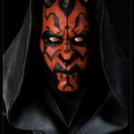 Darth Maul legendary scale Star Wars sideshow