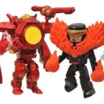 Un box exclusif AvX Minimate chez Toys R Us