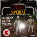 Star Wars TVC : Review du pack Endor AT-ST Crew (exclu Kmart)