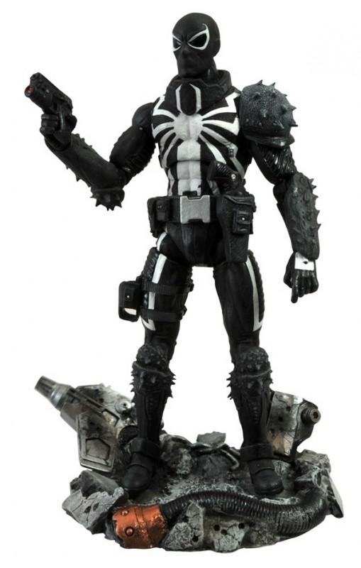 Disney Marvel Select Venom Thompson
