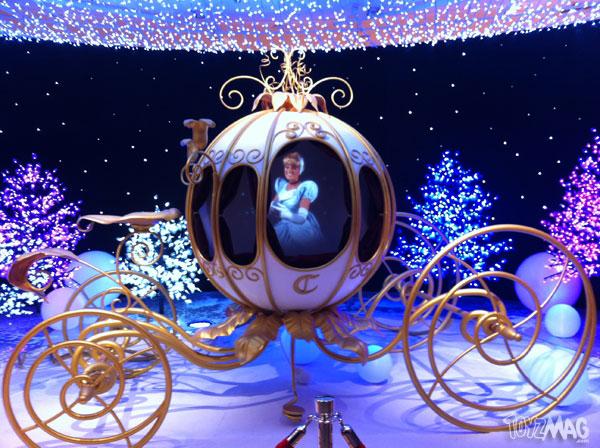 Galeries Lafayette Disney 2012