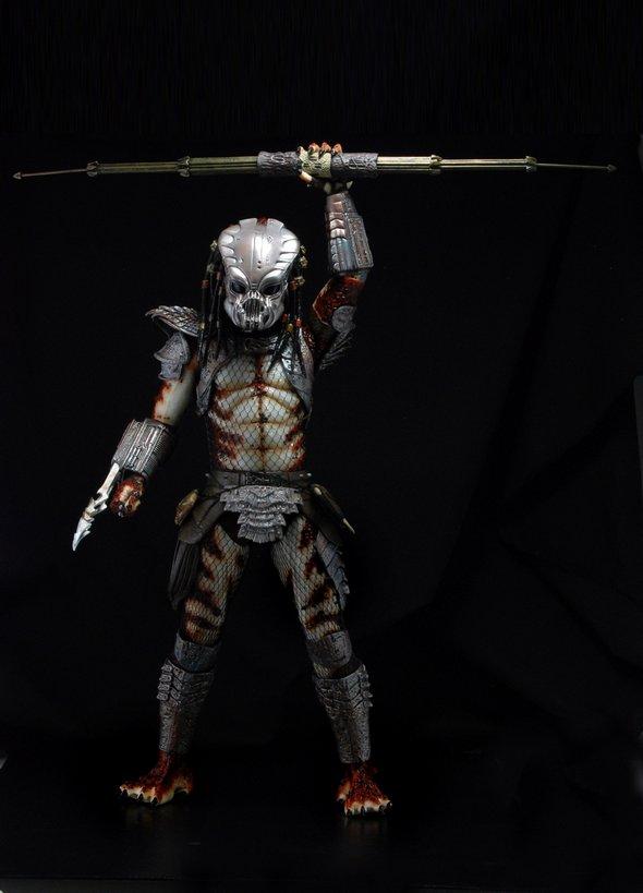 Guardian Predator par NECA (échelle 1/4)