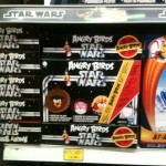 Angry Birds Star Wars déboulent chez Toy's R Us